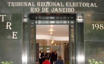 Sede do TRE do Rio de Janeiro