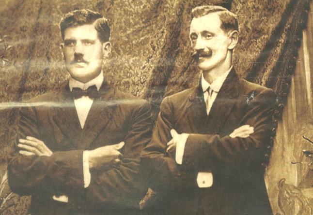 Gunnar Vingren e Daniel Berg: os fundadores das Assembleias de Deus