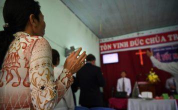 Cristãos no Vietnã