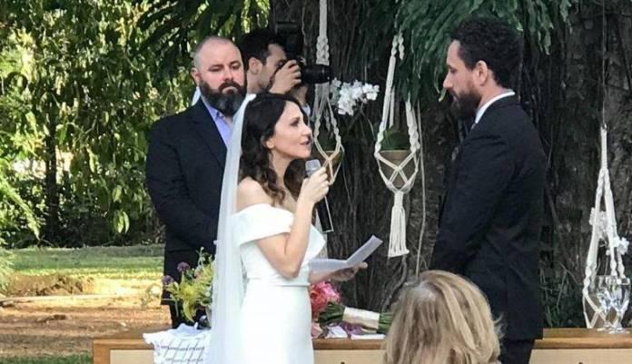 Casamento de Leonardo Gonçalves