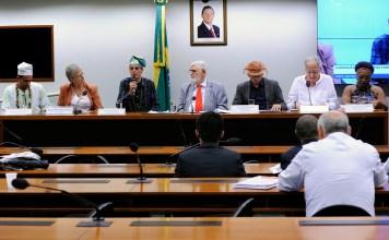 Representantes de diversas confissões religiosas debateram o estado laico durante audiência da Comissão de Direitos Humanos