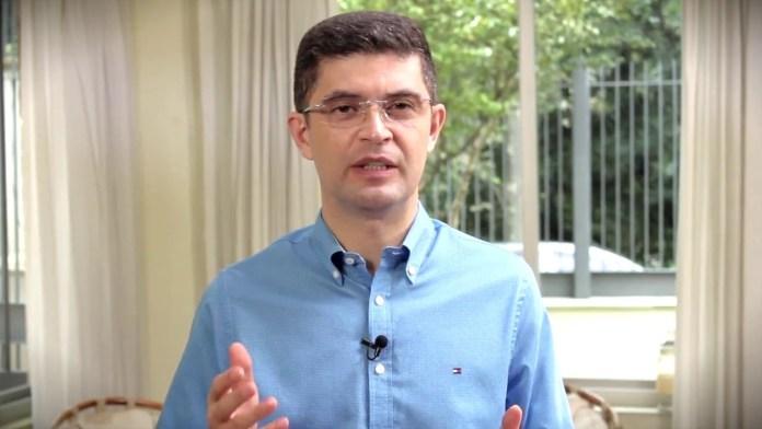 Pastor Valdinei Ferreira, da Primeira Igreja Presbiteriana Independente de São Paulo