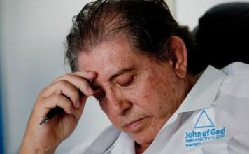 Médium João de Deus, acusado de abuso sexual de várias mulheres