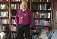 Bispo William Love, da Diocese Episcopal de Albany