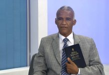 Deputado Pastor Sargento Isidório