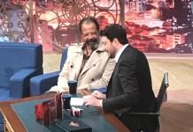 Adhemar de Campos participa do Programa The Noite com Danilo Gentili