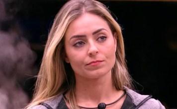 Paula, vencedora do Big Brother Brasil em 2019