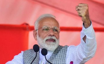 Primeiro-ministro indiano Narendra Modi. (Foto: Reprodução/Money Control)