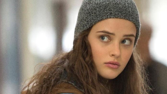 A personagem Hannah Baker (Katherine Langford) em cena de