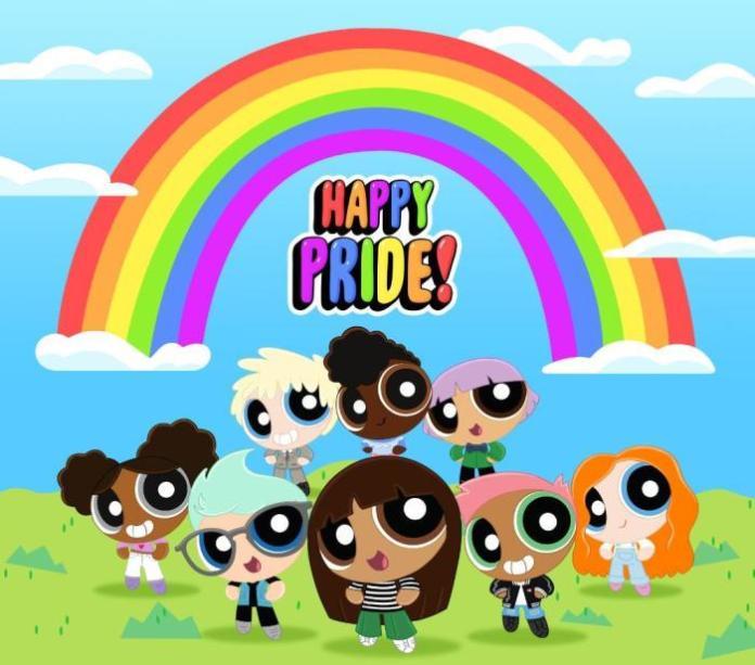Canal infantil Cartoon Network promove o mês de orgulho LGBT