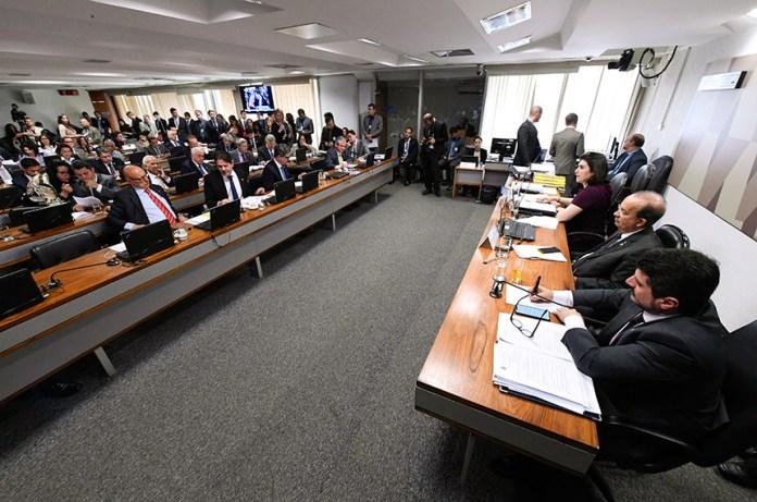 Comissão de Constituição, Justiça e Cidadania (CCJ) do Senado Federal