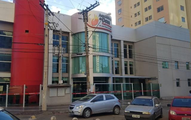 Fachada da Assembleia de Deus, em Goiânia — Foto: Expresso Criativo/Divulgação