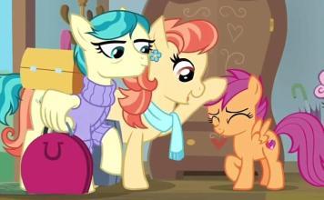 Lésbicas no desenho infantil My Little Pony