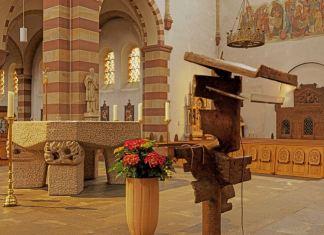 Igreja de São Nicolau em Ankum, Alemanha