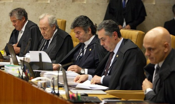 Ministros do Supremo Tribunal Federal (STF)