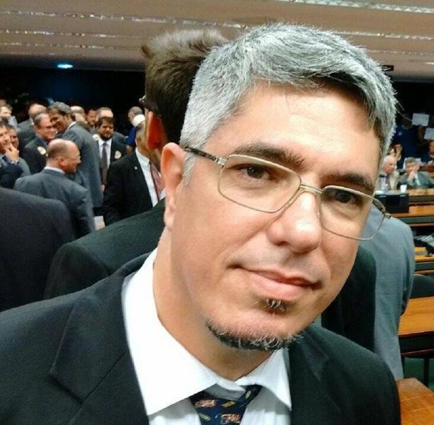 Pastor Alexandre Gonçalves
