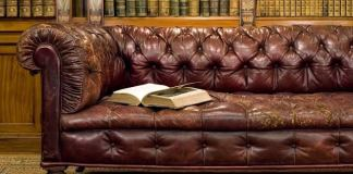 Um livro no divã