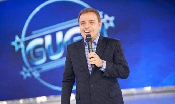 Gugu Liberato é apresentador da TV Record. (Imagem: R7)
