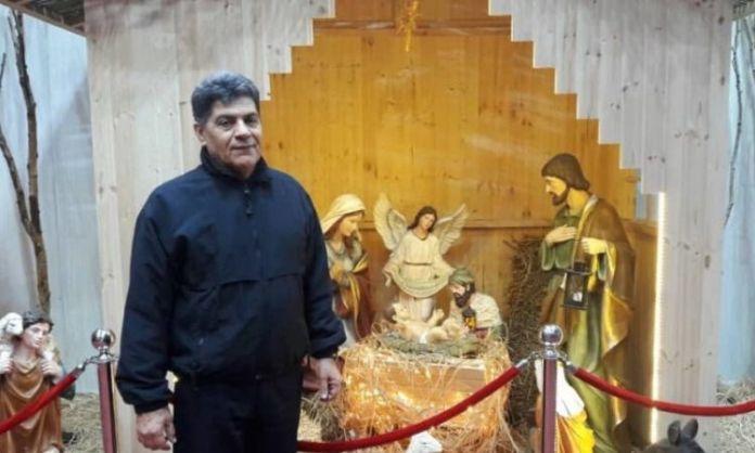 Ismaeil Maghrebinejad foi condenado por ter um grupo para propagação de assuntos cristãos no Telegram (foto: Article 18)
