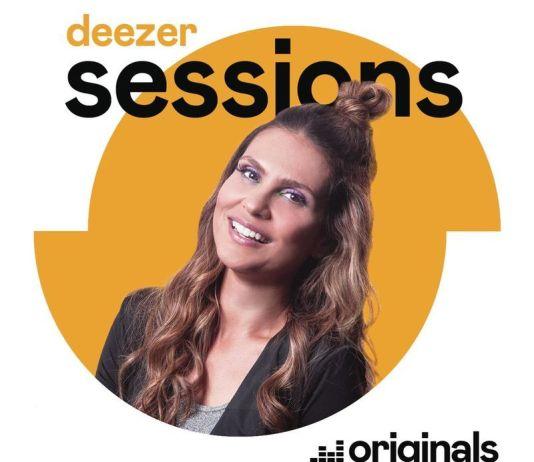 Deezer Sessions Aline Barros: EP emocionante traz versões inéditas de canções gravadas originalmente por seu pai