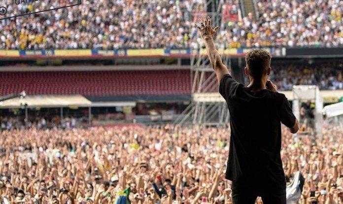 Mais de 4.800 pessoas aceitam Jesus nos três estádios do The Send. (Foto: The Send Brasil)