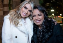 Elaine de Jesus e Cassiane lançam música juntas pela primeira vez / Foto: Divulgação