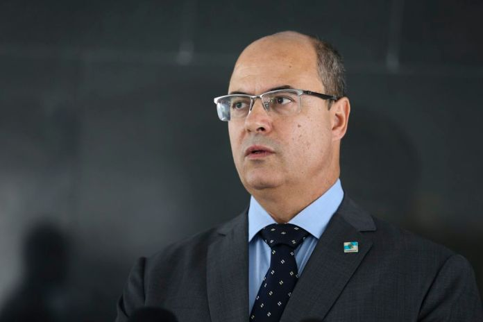 Wilson José Witzel é um advogado, ex-juiz federal, atual governador do Rio de Janeiro