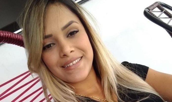 Karina Souto Rocha continua internada após levar três tiros do ex-namorado, no Mato Grosso. (Foto: UOL)