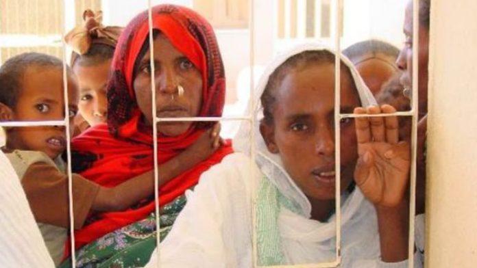 Cristãos são presos na Eritreia (Foto: Fundação ACN)