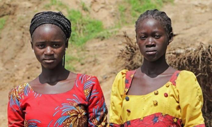 Adolescentes na Nigéria