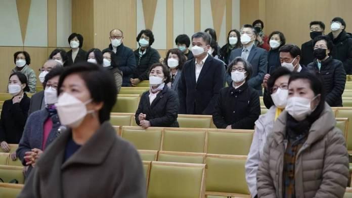 Igrejas na Coreia do Sul voltam abrir com restrições (Foto: Divulgação/Quartz)