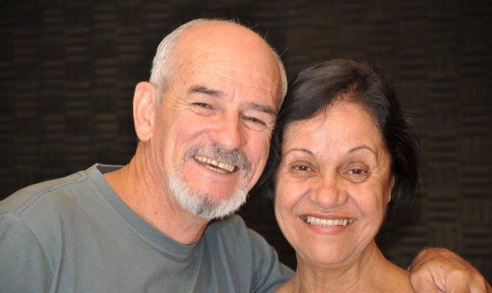 O Grupo Logos foi fundado por Paulo Cézar junto com a esposa, Nilma. (Foto: Reprodução)