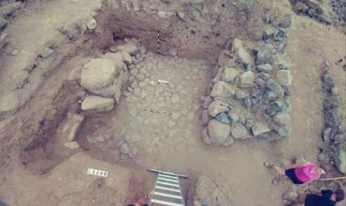 Local onde Jesus teria alimentado uma multidão (Foto: Pen News / Bethsaida Excavations Project)