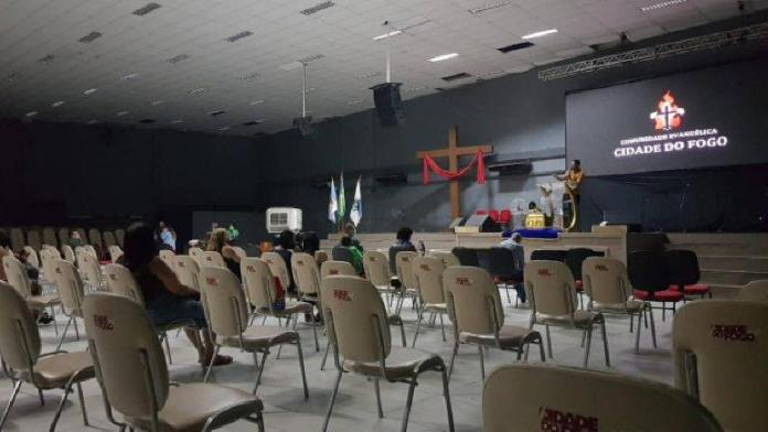 Comunidade Evangélica Cidade do Fogo, igreja criada por Flordelis e Anderson do Carmo