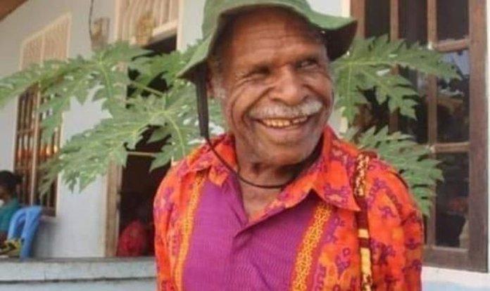 O pastor Yeremia Zanambani foi torturado e depois baleado em Papua, na Indonésia. (Foto: UCA News)