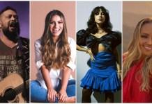 Fernandinho, Gabriela Rocha, Priscilla Alcantara e Bruna Karla estão entre os destaques