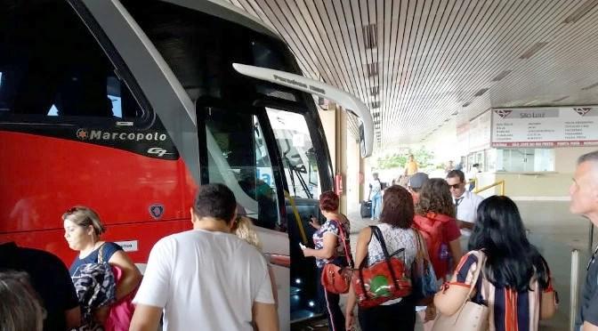 Read more about the article Bilhete eletrônico passa a ser obrigatório para viagens entre cidades de MS