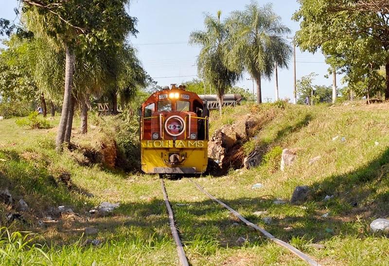 You are currently viewing Evander solicita manutenção da malha ferroviária que liga Corumbá a Bauru