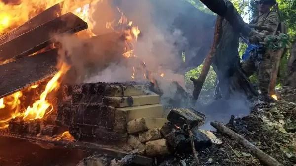 Read more about the article Paraguai impede envio de 193 toneladas de maconha ao Brasil