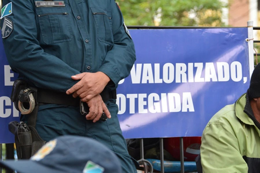 Read more about the article Depressão e distúrbios matam mais policiais que confrontos