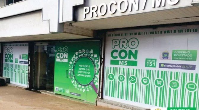 Read more about the article Procon-MS alerta para empresa que vende produtos inexistentes na internet