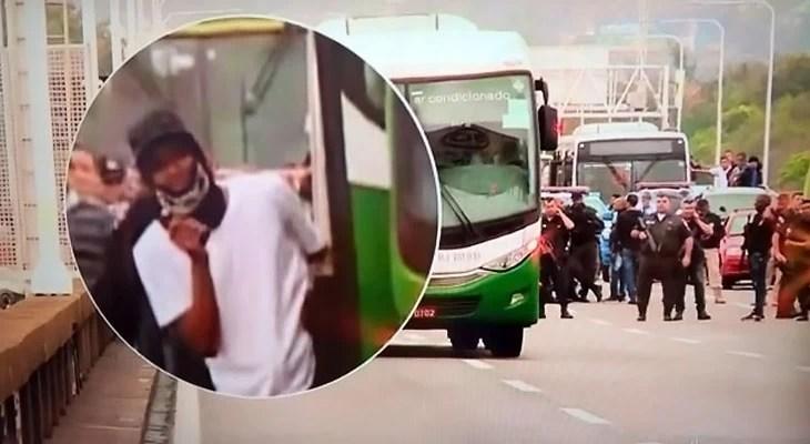 Read more about the article Sequestrador de ônibus é morto por atirador de elite na Ponte Rio-Niterói