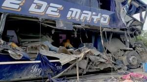 Read more about the article Acidente com ônibus que saiu da fronteira deixa 5 mortos e 17 feridos na Bolívia