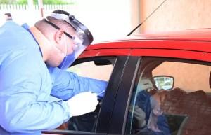 Read more about the article Secretaria Estadual de Saúde amplia número de testes no drive-thru coronavírus de Corumbá