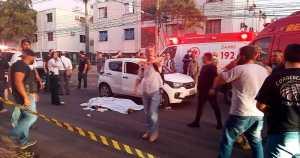 Read more about the article Policiais Civis são mortos a tiros por presos em fuga em Campo Grande