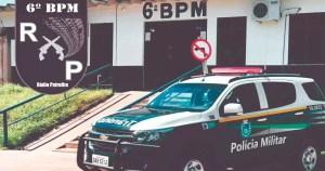 Read more about the article Homem é preso pela PM após agredir o próprio pai no bairro Popular Nova