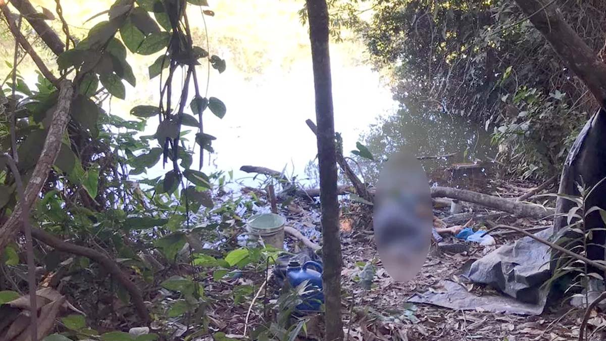 Read more about the article Mulher morre após ser picada por cobra enquanto pescava em lago em MT