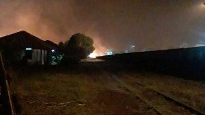 Read more about the article Fogo avança sobre Porto Esperança e combate a incêndio dura 20 horas | Vídeo