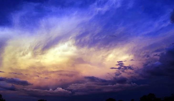 Read more about the article Quarta-feira terá nuvens carregadas e chance de chuva forte para o norte e leste