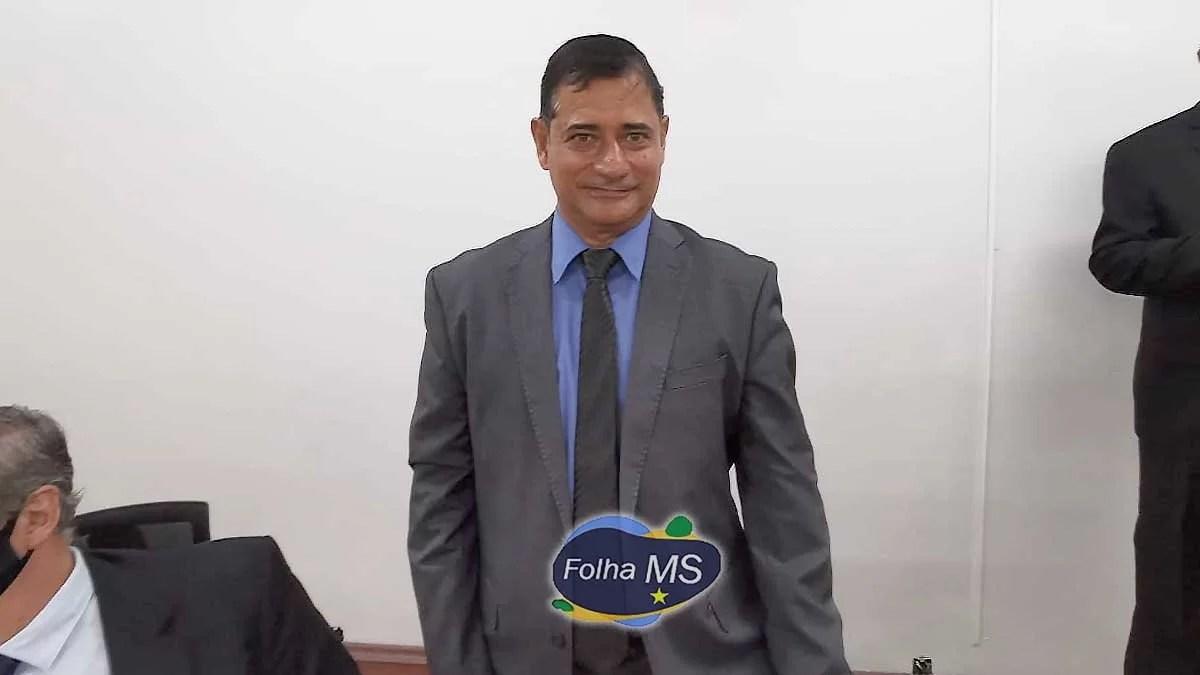 Read more about the article Roberto Façanha é eleito pela terceira vez presidente da Câmara de vereadores de Corumbá